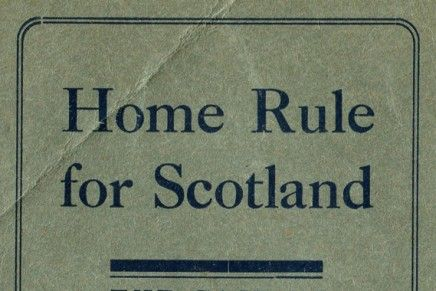 Can't Be A Labour MP & Pro-Independence? My Great Great Grandfather Was Both