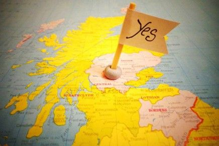 A New Scottish Democracy: A Small Nation with Big Ideas