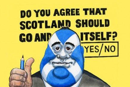 Alan Bissett: Is It Cos Wur Scots?
