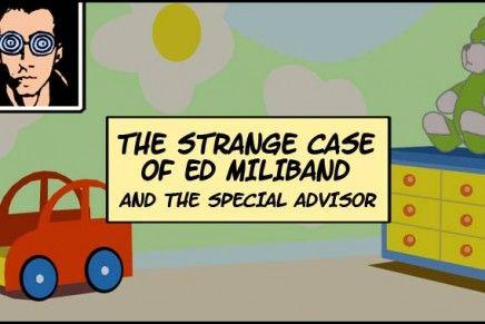 The Strange Case Of Ed Miliband