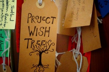 Project: Wish Tree