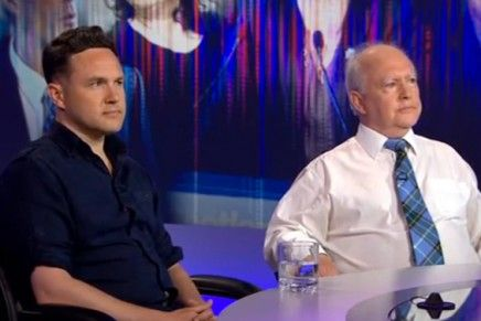 BBC Newsnight Scotland: Artists and Scottish Independence