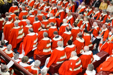 Peerages Show How Valuable the Union Is