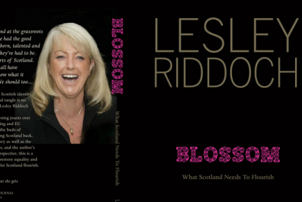 Review: Blossom by Lesley Riddoch
