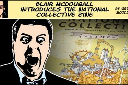 Blair McDougall Introduces The National Collective Zine