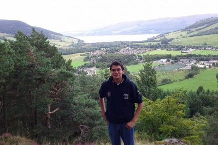 Uday Jain, Student: Yes, Scotland