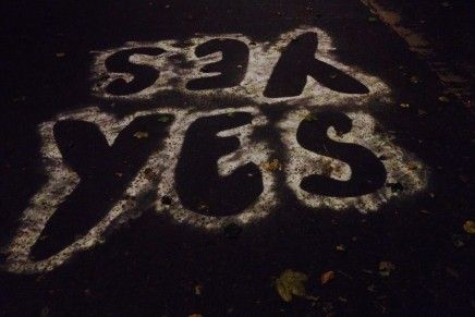 Angus Farquhar: The Winding Road To Yes