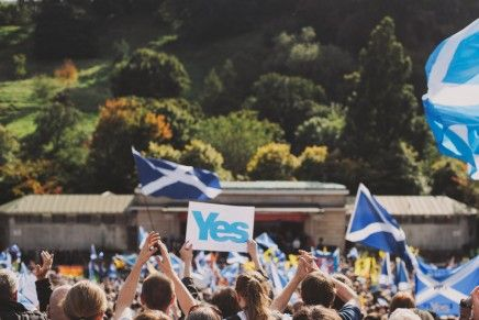 Jamie Mann: Retracing Our Steps – The Road To Scotland's Independence Revolution