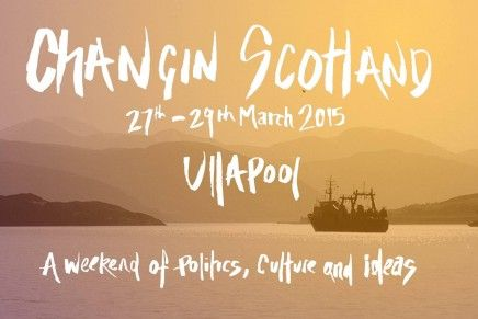 Changin Scotland, 27th – 29th March, Ullapool