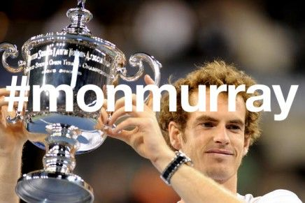 Andy Murray: US Open Champion 2012