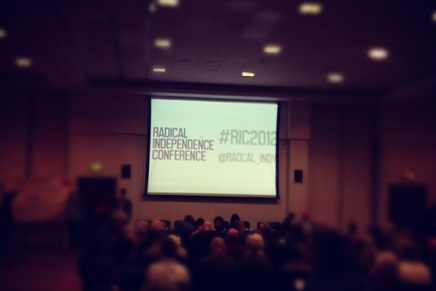Review: Radical Independence Conference 2012