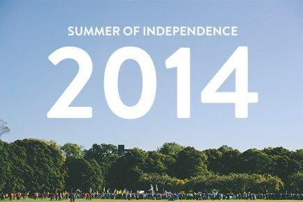 The Summer of Independence