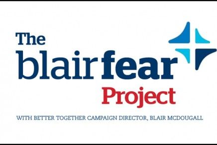 The Blair Fear Project