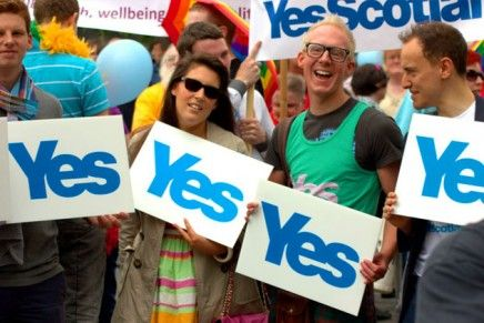 It's Time for Scotland to Come Out of the Closet