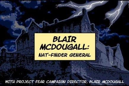 Blair McDougall: Nat-Finder General