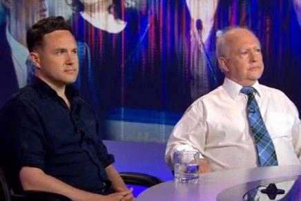 BBC Newsnight Scotland: Artists and Scottish Independence
