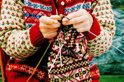 Scotland Handknit: The Women Knitting for Independence