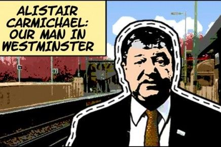 Alistair Carmichael: Our Man In Westminster