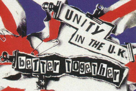 Alan Bissett: 'A Footnote in History' – A Yes Scotland supporter attends a Better Together Launch