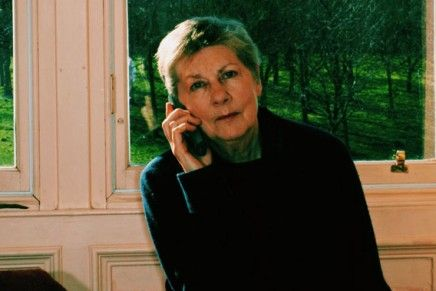 Interview: Tessa Ransford, Founder of the Scottish Poetry Library