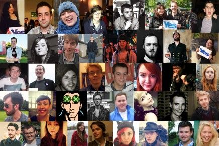 100 New Voices Of The Independence Generation