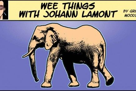 Wee Things With Johann Lamont