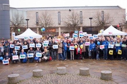 Building A Groundswell For Yes