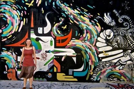 Julia Taudevin: My Yes