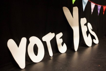 Rory MacLure, Student: Yes – A Declaration, An Undertaking, An Opportunity