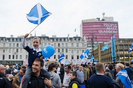 Gerry Hassan: A Hopeful Guide To Scotland