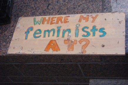 The Feminist Yes: Women Who've Made Up Our Minds